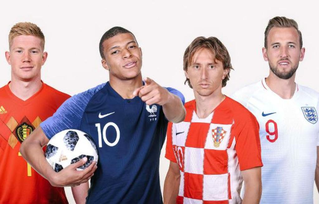 Copa 2018 – Nova ordem do futebol mundial