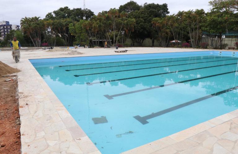 Prefeitura abre inscrições para piscinas do EducaMais São João