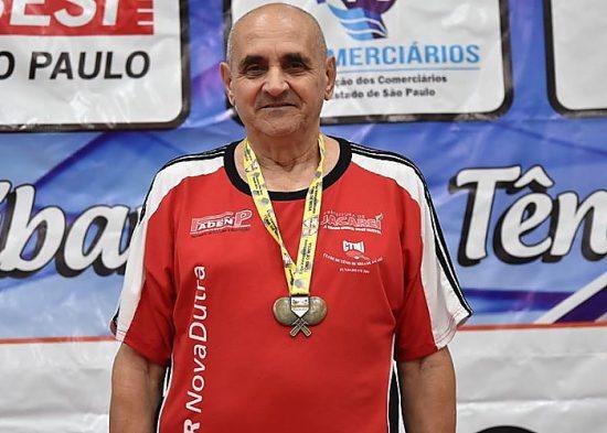 Tênis de Mesa de Jacareí conquista ouros na Liga Valeparaibana