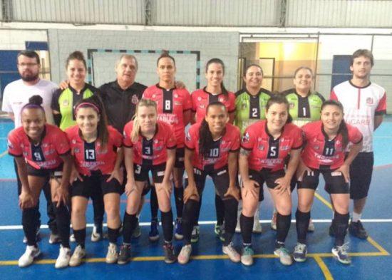 Copa Paulista: Futsal feminino de Jacareí disputa título inédito na quarta-feira