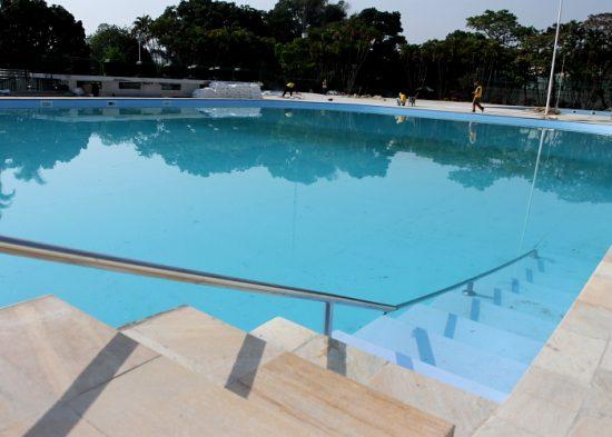 EducaMais São João reabre com piscina adaptada para cadeirante
