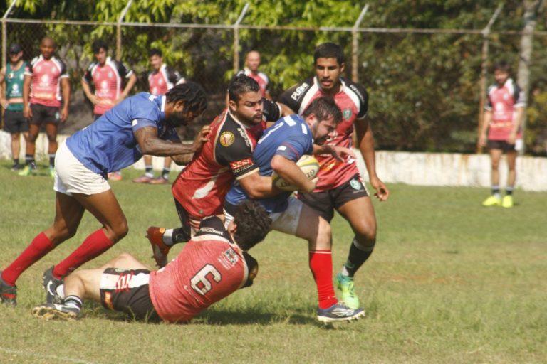 Jacareí Rugby disputa vaga para semifinal no sábado