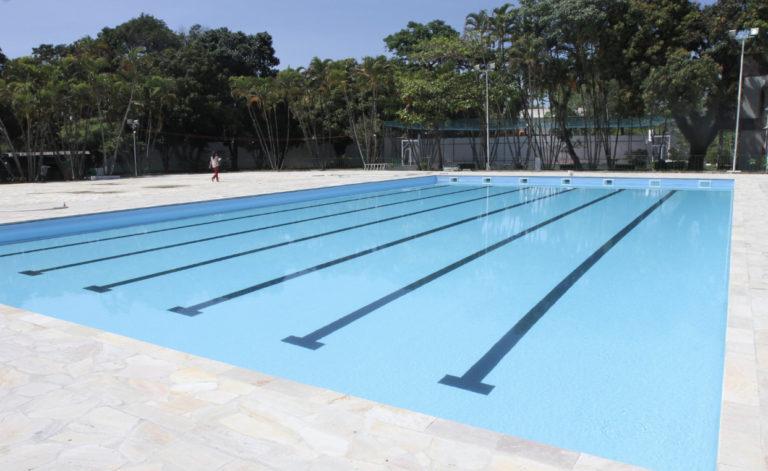 Rematrícula para natação e hidroginástica no  EducaMais São João começa na segunda