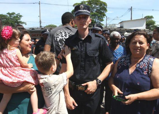 Guarda Civil Municipal celebra 58 anos em Jacareí