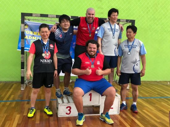 Badminton de Jacareí garante 15 medalhas na 5ª etapa regional