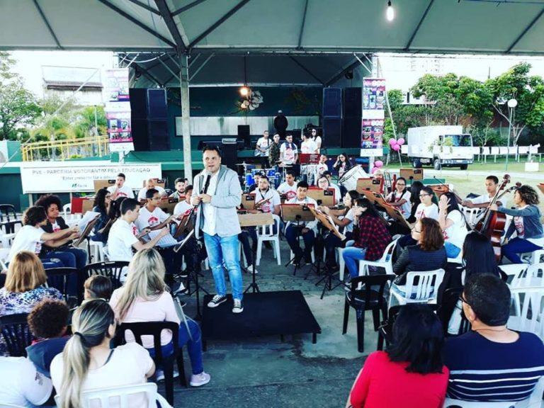 Banda Sinfônica participará da Copa do Brasil em dezembro