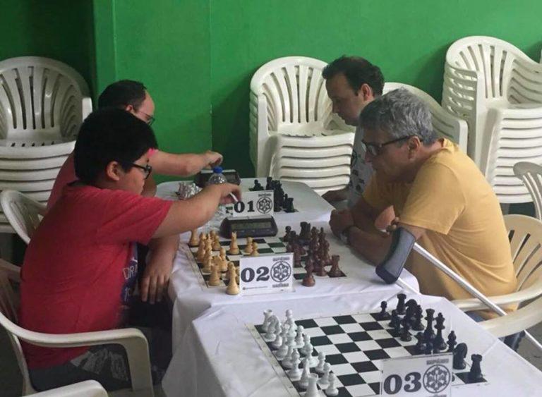 Enxadrista de Jacareí vence Campeonato Vale Paraibano