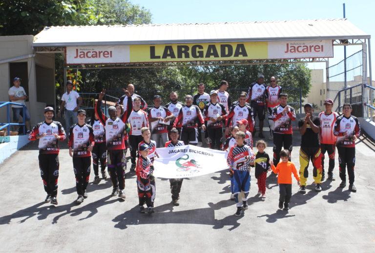 Jacareí disputa final do Paulista de Bicicross