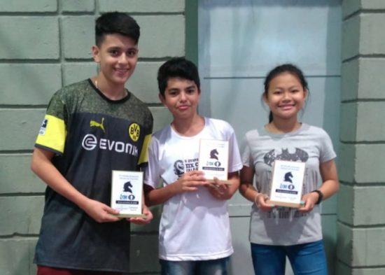 Xadrez de Jacareí é campeão nos Jogos Intermunicipais