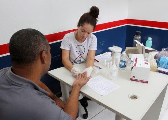 Sábado (1°) terá 'Dia D de testagens rápidas' em Jacareí