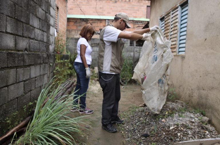 Jacareí registra queda de 38% nos casos de dengue