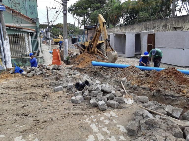 SAAE iniciará novas obras e quatro vias serão interditadas