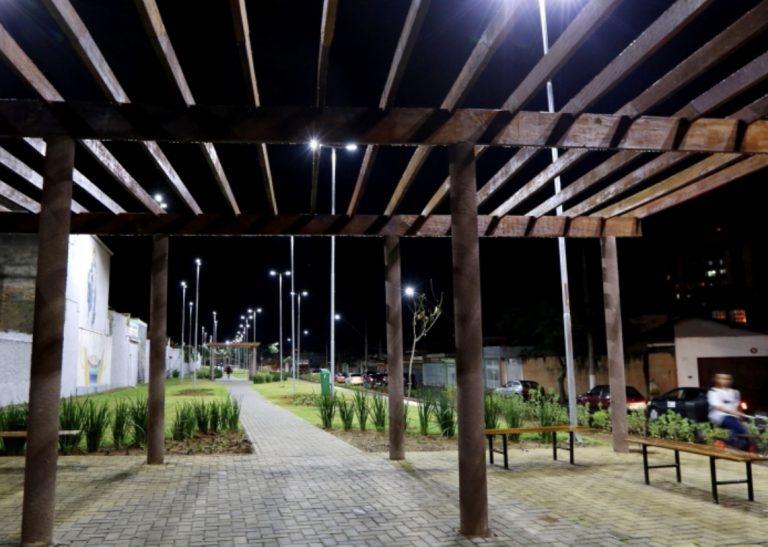 Parque na região do Campo Grande será inaugurado amanhã