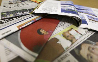 Governo pretende economizar R$ 18 milhões com corte de jornais e revistas