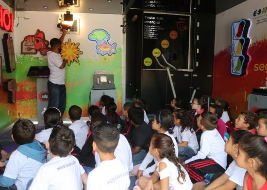 Projeto 'Consumo Consciente  de Energia' visita escolas de Jacareí