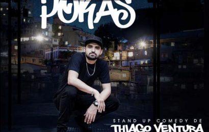 Thiago Ventura retorna a  Jacareí com seu show solo