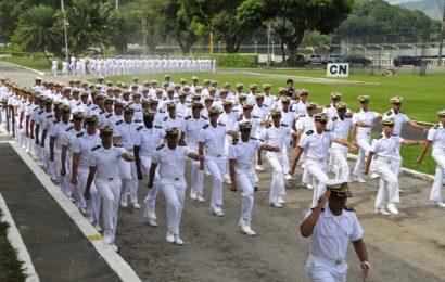 Inscrições para o Colégio Naval começam na próxima segunda