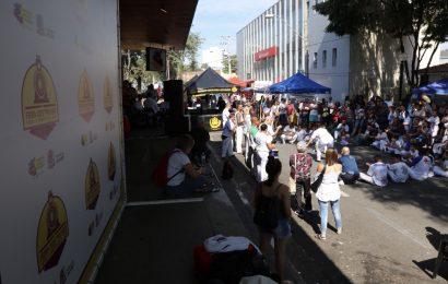 Feira dos Trilhos acontece neste domingo com diversas atrações para a população