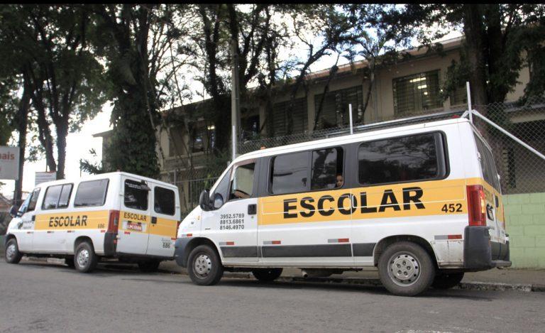 Vistoria dos veículos de transporte escolar para o 2º semestre  inicia-se na próxima segunda-feira