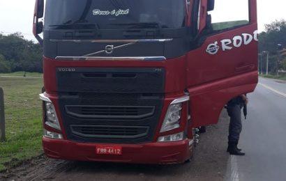 PM de Jacareí prende membro de quadrilha de roubo de cargas