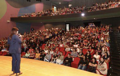 Jacareí reúne professores em Jornada Pedagógica