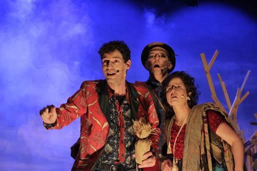 Espetáculo infantil 'Procurando Luiz', inspirado no universo poético de Luiz Gonzaga, será apresentado no Teatro EducaMais