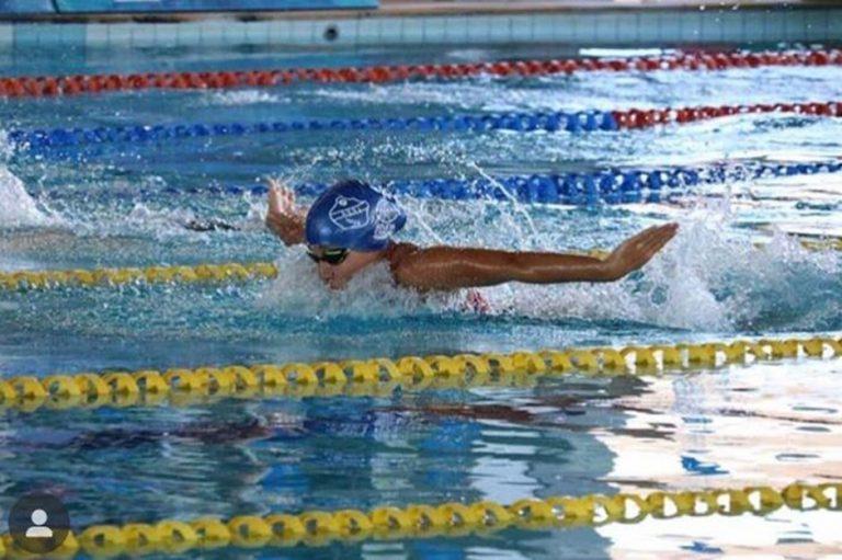 Atletas da natação participarão de campeonato internacional