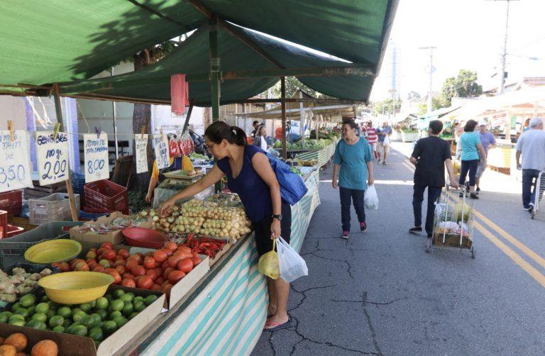 Prefeitura altera local de 'Feira Livre' para obras do SAAE