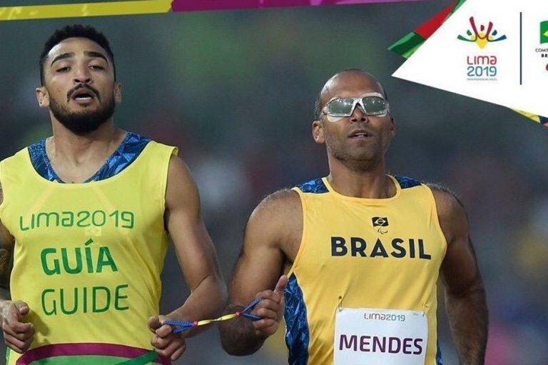 Atletismo rende medalhas no Parapan