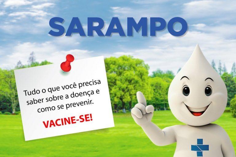 Sarampo: saiba como se proteger desta doença