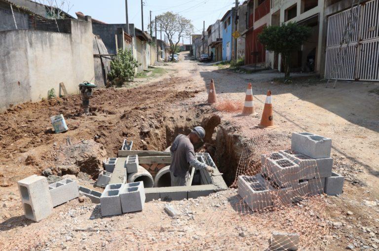 Ruas no Parque dos Príncipes passam por obras