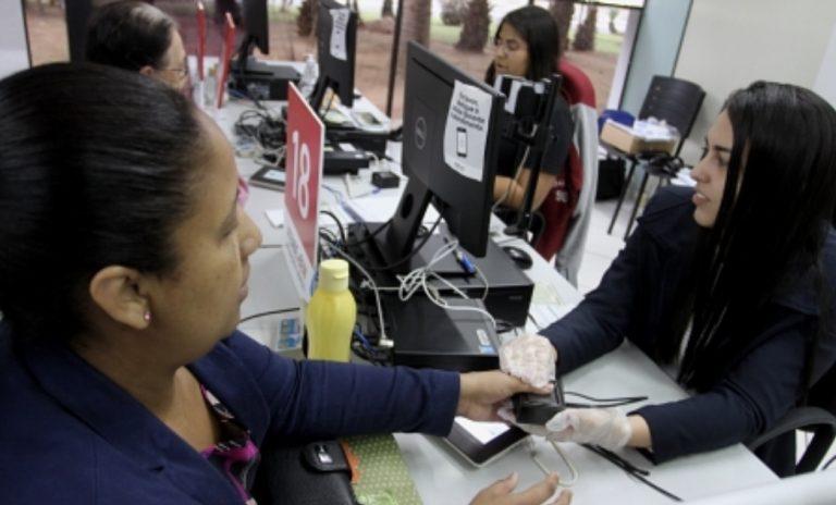 Bairros de Jacareí recebem ação para cadastro biométrico