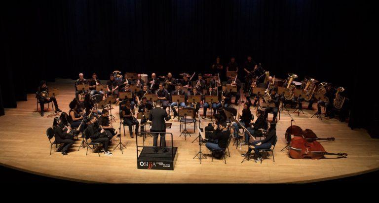 Banda Sinfônica de Jacareí é escolhida a melhor do Estado