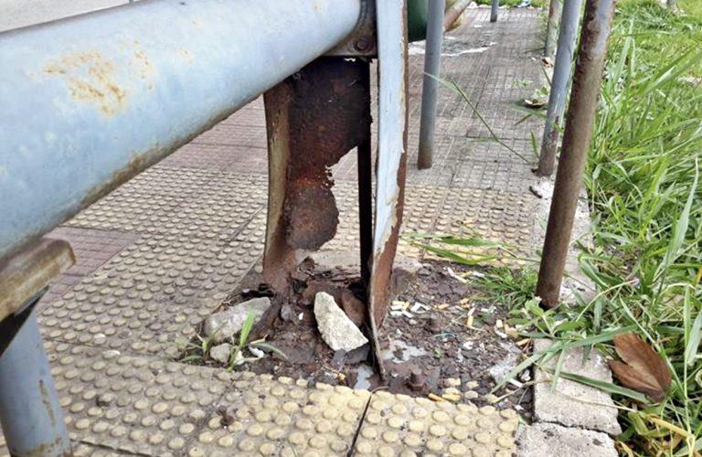 Vereador critica abrigo de ônibus em Jacareí