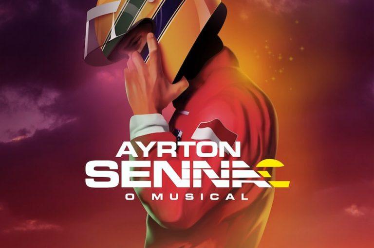 Musical inédito sobre Ayrton Senna abre Mês da Música em São José