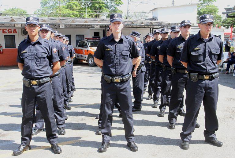 Guarda Civil de Jacareí comemora 59 anos com evento no Parque da Cidade