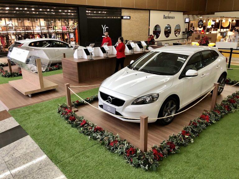 Shopping vai sortear dois carros em promoção de Natal