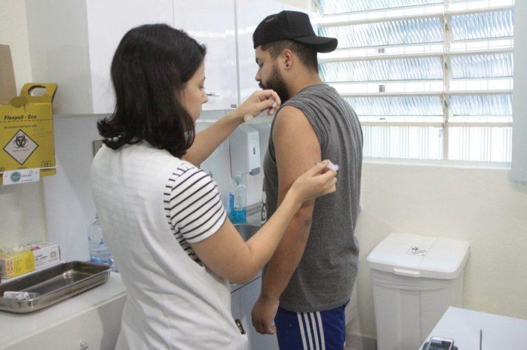 Campanha de vacinação contra o sarampo mobiliza 8 unidades básicas de saúde neste sábado em São José