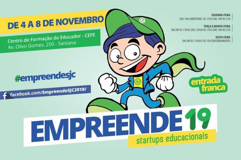 São José dos Campos realiza Feira de Empreendedorismo Estudantil