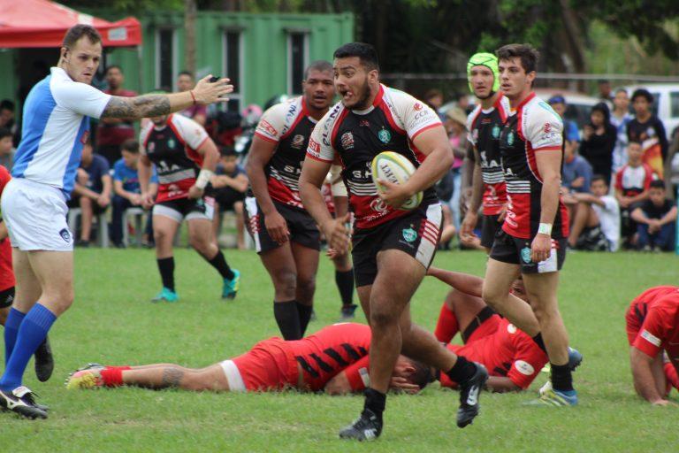 Com três atletas do Jacareí Rugby, Brasil enfrenta Barbarians no Morumbi