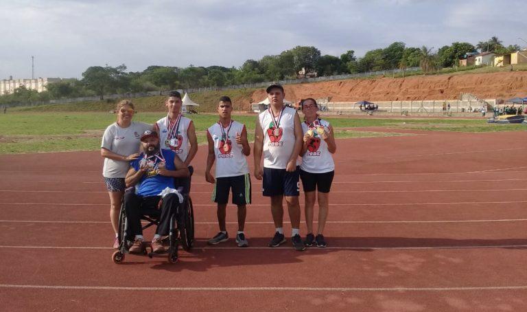 Atletas jacareienses são destaque no atletismo ACD dos Jogos Regionais