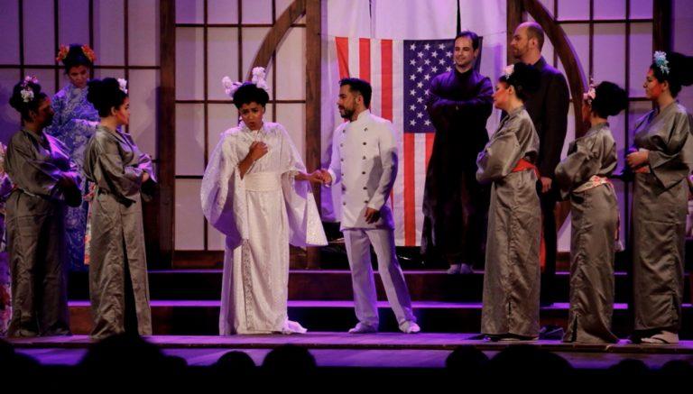Ópera Madama Butterfly terá apresentações  neste fim de semana em Jacareí