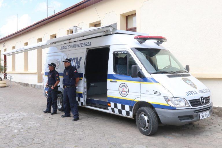 Segurança finaliza novembro com 155 vistorias em parceria com a Polícia Militar