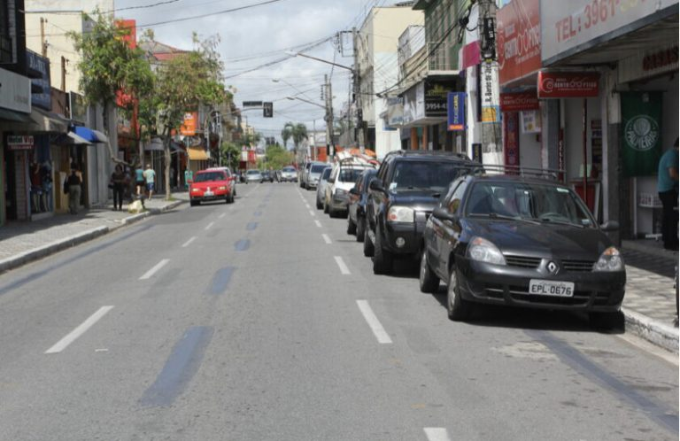 Ruas na região central serão recapeadas