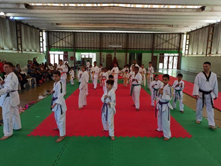 Festival de Taekwondo agita Jacareí