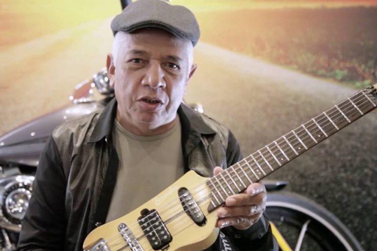 Inventor da menor guitarra do mundo realiza workshop nesta sexta