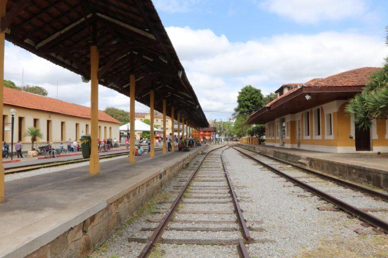 Pátio dos Trilhos em Jacareí passará por revitalização