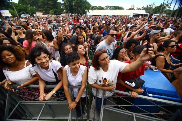 São José atrai multidão para as 24h de Virada SP
