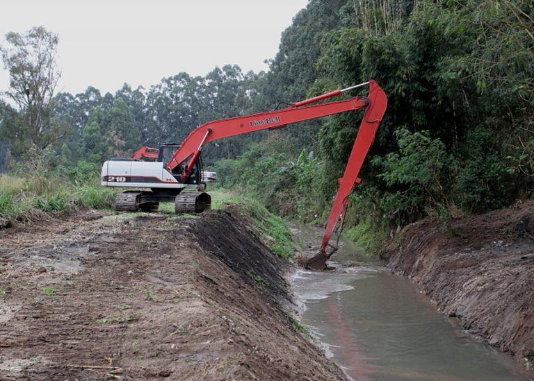 Jacareí tem obras de manutenção em diversos pontos da cidade