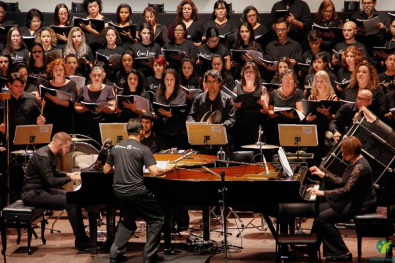 Fundação Cultural de São José credencia profissionais para o Coro Jovem